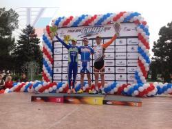 Гран-при Сочи. 2-й этап. Студент кафедры ТиМ велоспорта Максим Разумов одержал победу