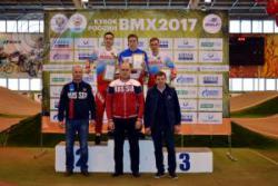 Кубок России по велоспорту - ВМХ 1 - этап