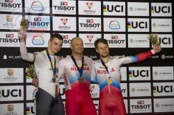 Кубок Мира по велоспорту на треке