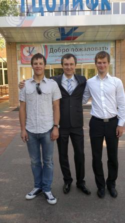 Поздравляем Ивана и Евгения Ковалевых с успешной сдачей государственных выпускных экзаменов.