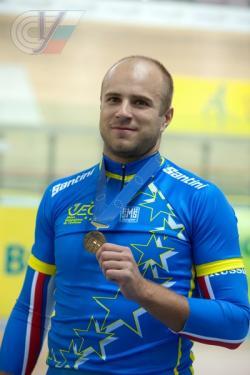 Наш студент Денис  Дмитриев - лучший спринтер Европы