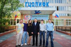 Поздравляем Анастасию Сабирову с получением красного диплома