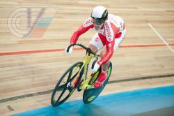 Поздравляем наших стуентов Ольгу Худенко и Владимира Хозова с отличным выступлением на первом этапе Кубка Европы по велоспорту на треке в спринтерских дисциплинах - «Большой приз Тулы».